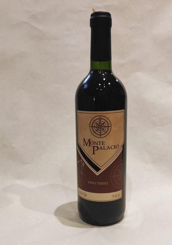 Monte palacio - Vino tinto